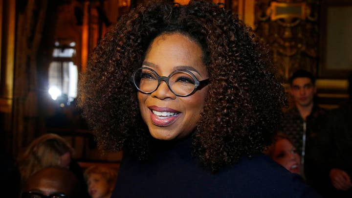 Oprah says America is missing 'core moral center' amid mass shootings