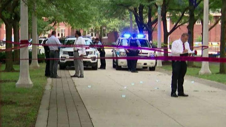 Deadly gun violence runs rampant in Chicago, media gives little attention