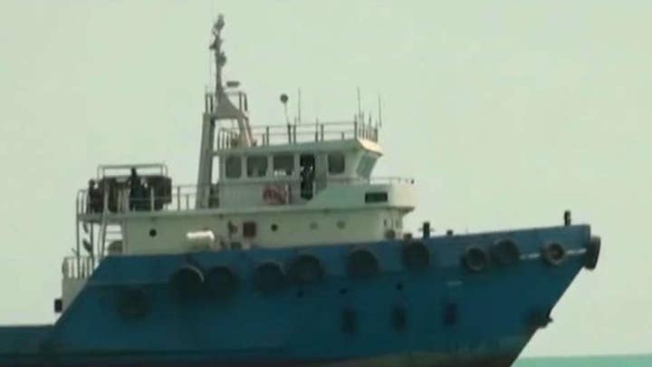 New warnings Iran may be interfering with GPS on commercial ships in Strait of Hormuz, Gulf waters
