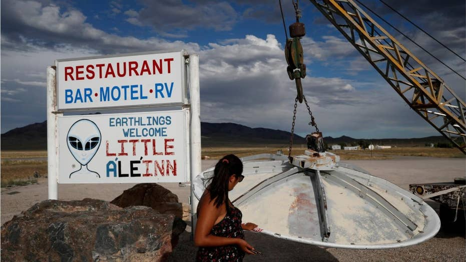 Owners of Little A'Le'Inn prepare for 'Storm Area 51' event: 'I'm still terrified'