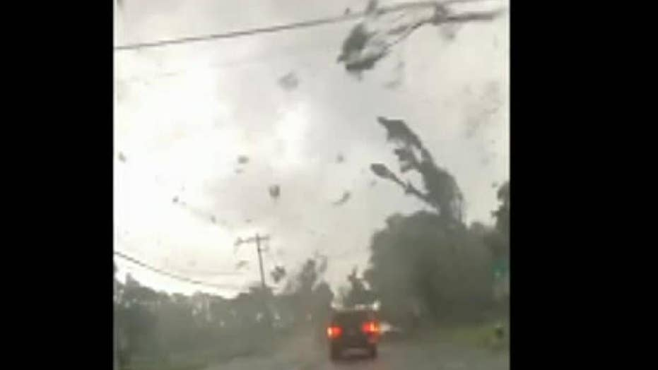 Twister unexpectedly rolls through New Jersey