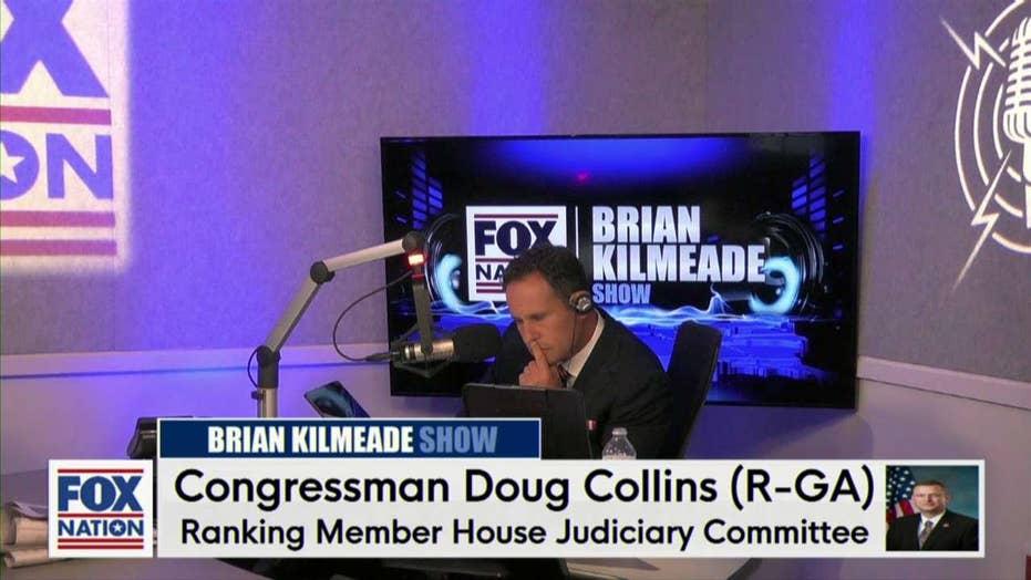 Congressman Doug Collins Says Speaker Pelosi Has Not Called Congress Back To Work On Gun Legislation