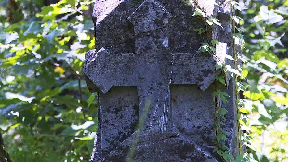 Civil War-era tombstone with ties to Quantrill's Raid discovered
