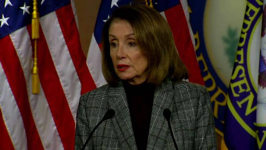 House Speaker Pelosi leads bipartisan congressional delegation to border, Central America