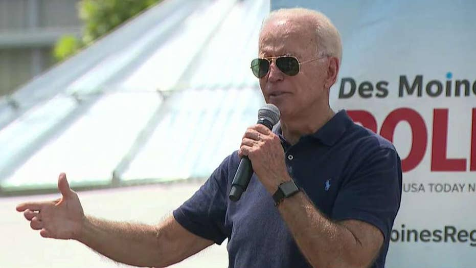 2020 Democrats make traditional campaign stop at Iowa State Fair
