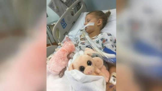 Ohio girl, 5, temporarily paralyzed following tick bite