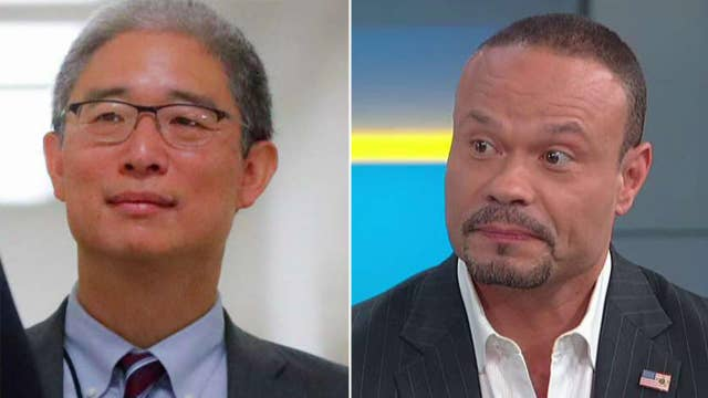 Dan Bongino digs into Bruce Ohr interview records released by FBI