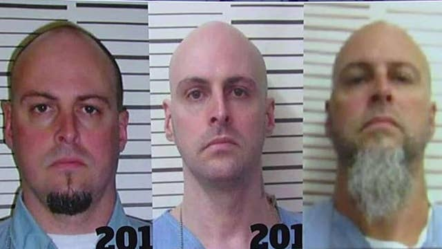 Manhunt for escaped Tennessee inmate intensifies as state issues rare Blue Alert