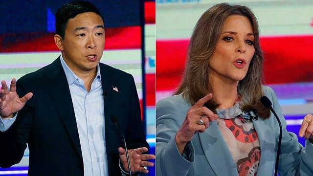 WATCH: 2020 Democrats speak at Iowa State Fair thumbnail