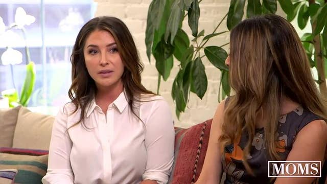 Bristol Palin opens up about growing up in the public eye in Fox Nation's latest episode of 'MOMS'