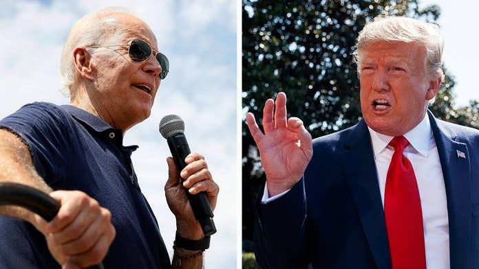 Lawrence Jones on Biden gaffe: 'He always slips up with black people'