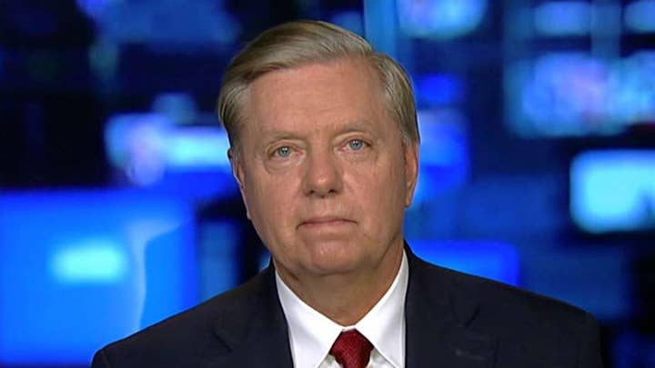 Sen. Graham on Ohr 302s: This is just the tip of the iceberg