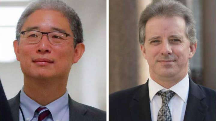 New 302s confirm extensive contact between Steele and Ohr months after Steele was fired by FBI