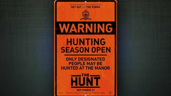 Todd Starnes: Cancelation of 'The Hunt' is a victory for gun-toting, Bible-clinging patriots
