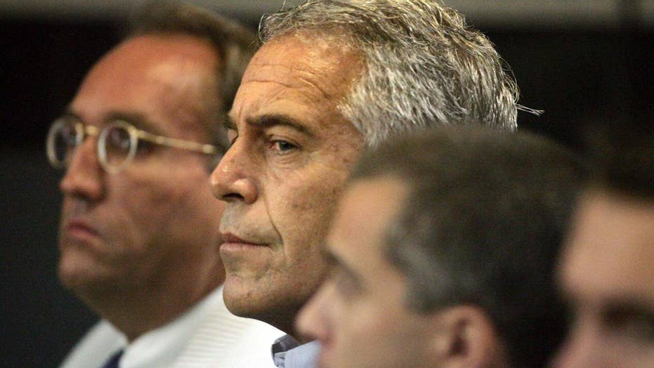 Accused sexual abuser Jeffrey Epstein found dead in jail cell