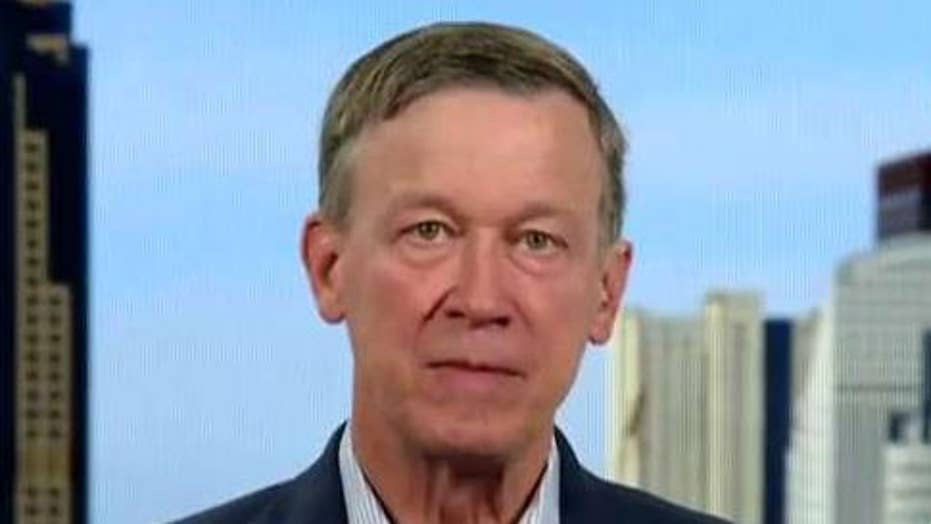 2020 presidential candidate John Hickenlooper on the death of Jeffrey Epstein