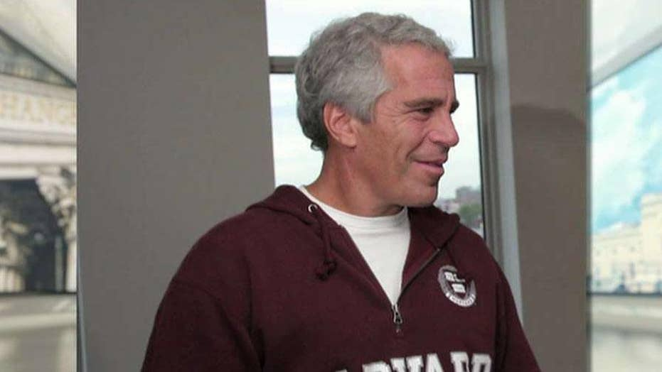 FBI investigating incidents surrounding Jeffrey Epstein's apparent suicide