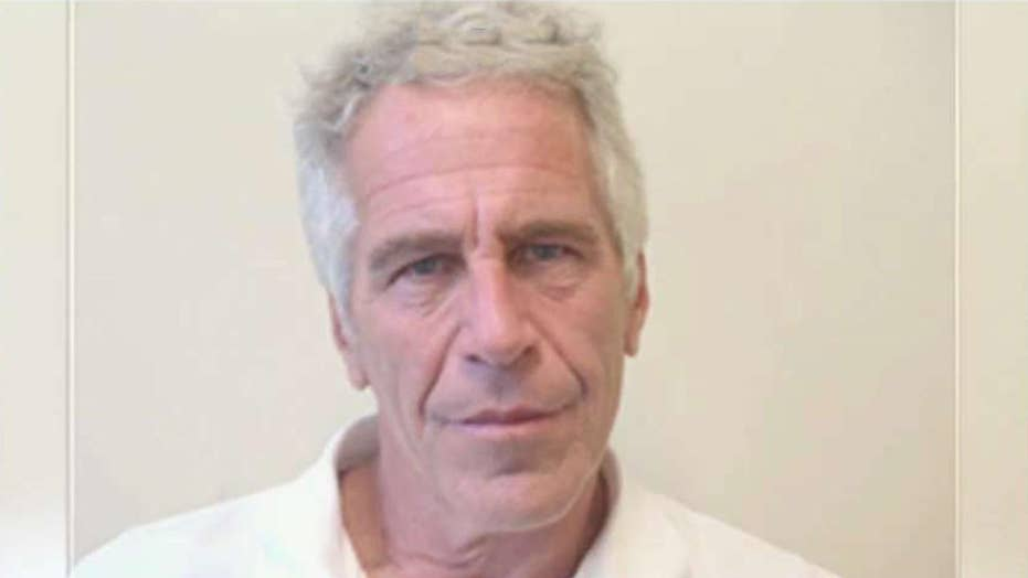 Epstein pronounced dead at the hospital after being found unresponsive in his jail cell