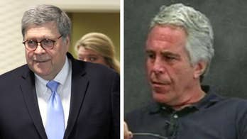 Attorney General William Barr decries 'serious irregularities' in Epstein's detention, vows full investigation