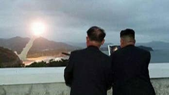 North Korean state media: Kim Jong Un supervised test-firings of new, unspecified weapons system