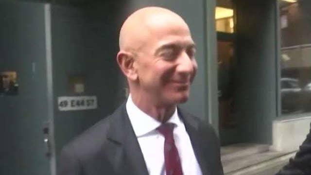 Grand jury probing Bezos allegations