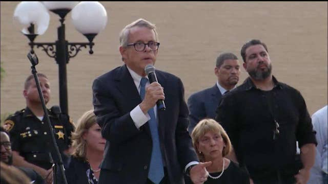 Ohio governor proposes 'personal protection order' following Dayton shooting