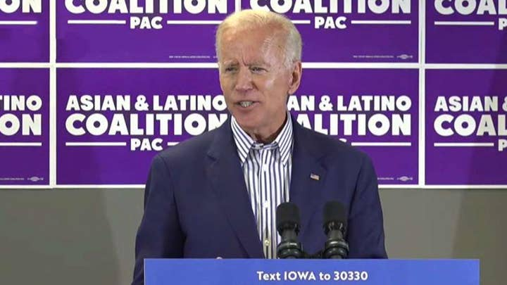 2020 Democratic hopeful Joe Biden's back-to-back gaffes