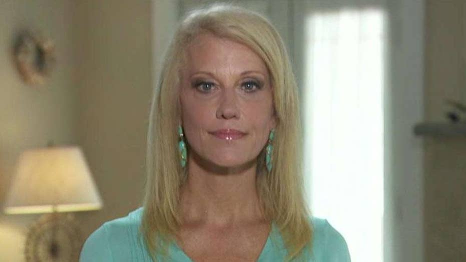 Kellyanne Conway on investigating Epstein's death, gun control legislation