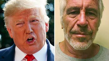 Trump facing backlash for tweeting conspiracy theory about Epstein's death