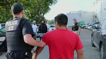 ICE offices, workers hit by wave of violence and threats: 'We know where all your children live'