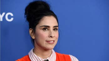 Sarah Silverman says lefty comics often get a pass on offensive jokes: 'We're liberal, so we can say anything'