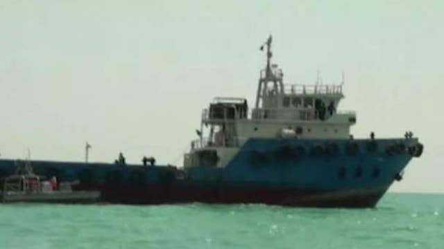 Iran warns presence of US, allies could spark war in Persian Gulf