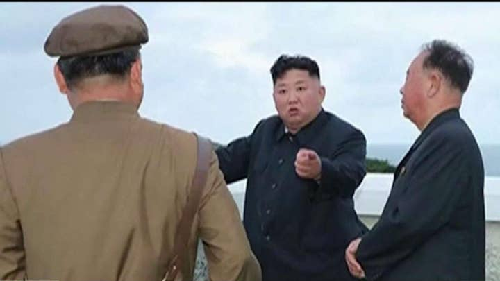 North Korea leader pens letter to Trump as missile tests continue