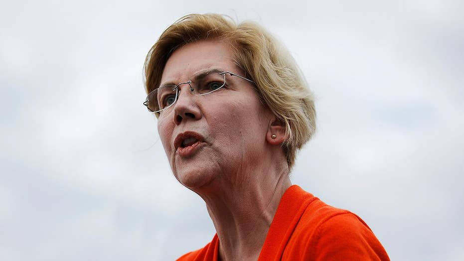 Warren tweet claiming Michael Brown was murdered called 'offensive' by police officers