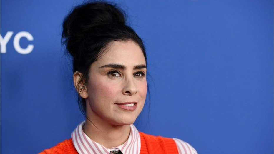 Sarah Silverman reveals she was once fired for wearing 'blackface' on old TV show