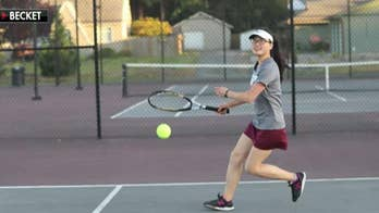 High school tennis stars sue over religious discrimination