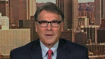 Rick Perry: 2020 Democrats living in a 'fantasy world' on energy policy