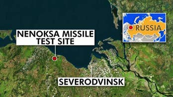 Explosion at Russian military site spreads radiation, prompts evacuations