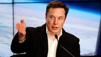 SpaceX chief Elon Musk sends Andrew Yang some support