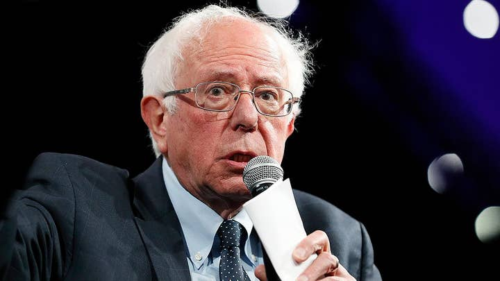 Sanders, Biden being put to test on 2020 campaign trail