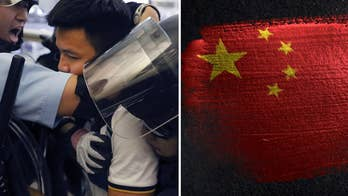 Violent protests in Hong Kong and China's role