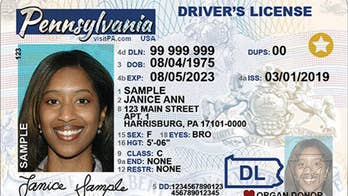 Pennsylvania moves to offer a gender-neutral option on state IDs