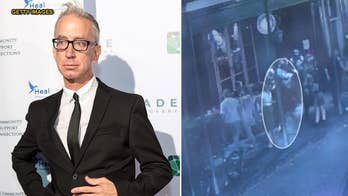 Andy Dick's brutal attack captured on surveillance video