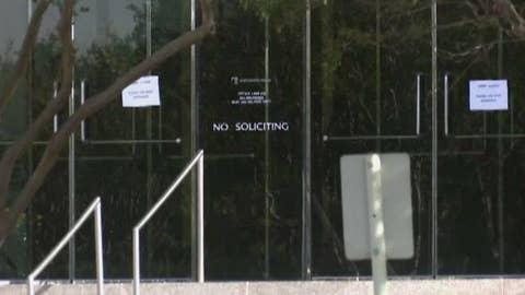 Shots fired at San Antonio ICE facility