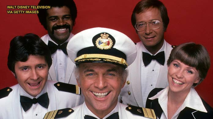 'The Love Boat' captain Gavin MacLeod says he doesn't get residuals: 'People think we can buy the Taj Mahal'