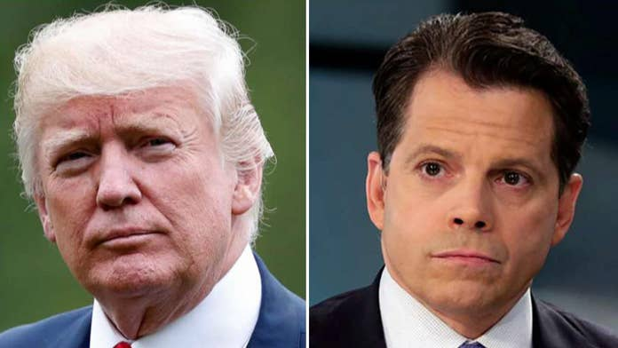 Trump rages at 'unstable' Scaramucci after threat to organize ex-Cabinet officials against him