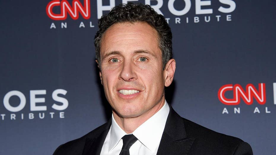 Chris Cuomo gets heated after heckler calls him 'Fredo'