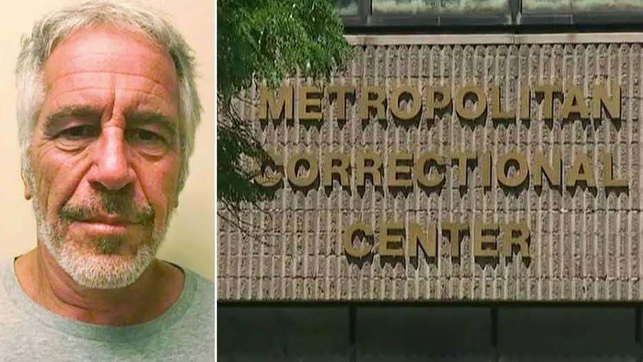 How did Jeffrey Epstein get off suicide watch?