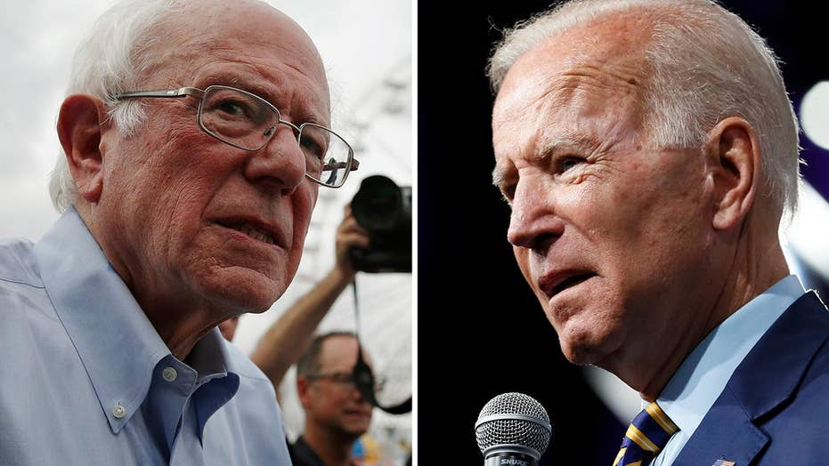 New Hampshire poll shows Bernie Sanders with lead over Biden