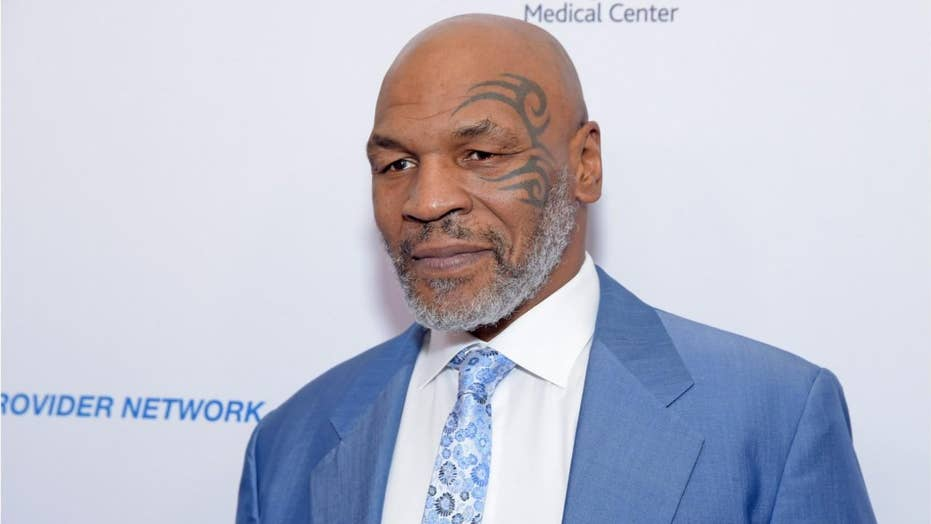 Mike Tyson says he smokes $40,000 worth of pot each month